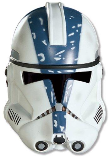 Rubie's Costume Co Clonetrooper Pvc Mask (Clone Trooper Costumes Adult)