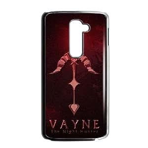 games Vayne Logo LOL LG G2 Cell Phone Case Black Custom Made pp7gy_3335367