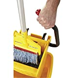 Rubbermaid Commercial Invader 54 Inch Aluminum Wet