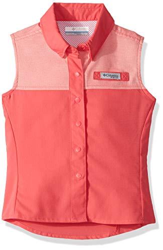 - Columbia Youth Girls' Tamiami Sleeveless Shirt