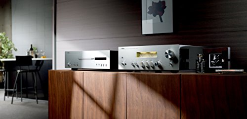 Yamaha A-S1100SL 2 Channel Integrated Amplifier (Silver
