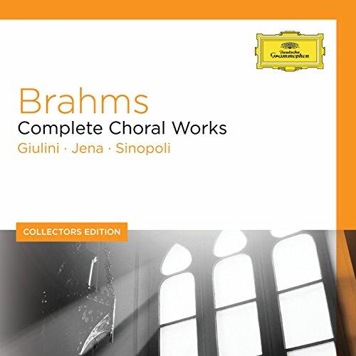 Collector's Ed: Brahms -ÿ Choral Works [7 CD]