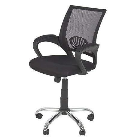 Surprising Best Choice Products Ergonomic Computer Home Office Chair W Mesh Design Black W Chrome Legs Download Free Architecture Designs Oxytwazosbritishbridgeorg