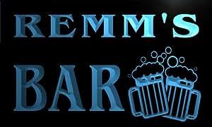 w105216-b REMM Name Home Bar Pub Beer Mugs Cheers Neon Light Sign