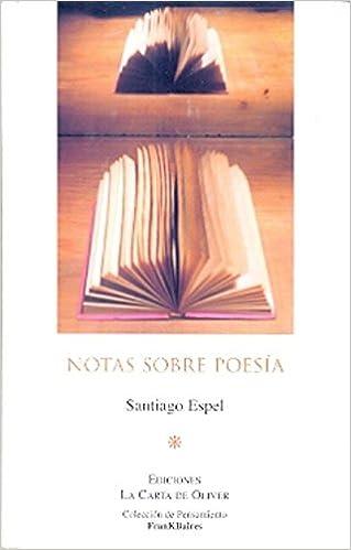Book Notas sobre poesía : zona de derrumbes