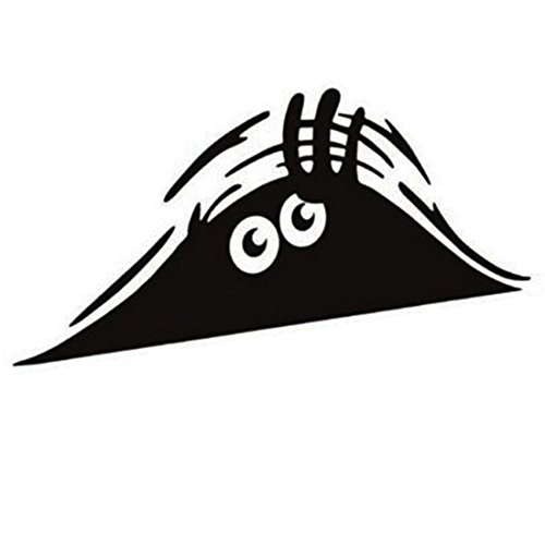 monster window decals for cars - 7