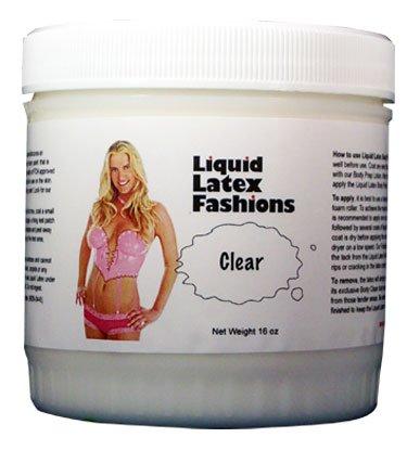 Peinture ammoniac liquide sans latex Body - 32 oz Effacer