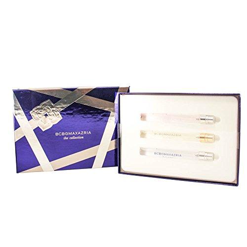 BCBG Max Azria 3-Piece Variety Set for Women (Bcbg Max Azria Perfume Bon Chic Gift Set)