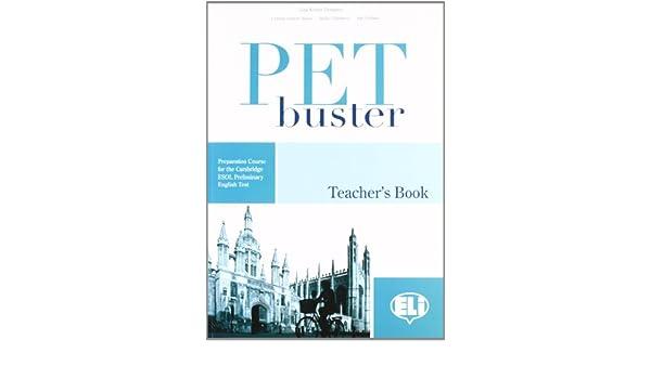 Pet Buster Teachers Book