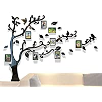 3d Picture Frames Tree Wall Murals for Living Room...