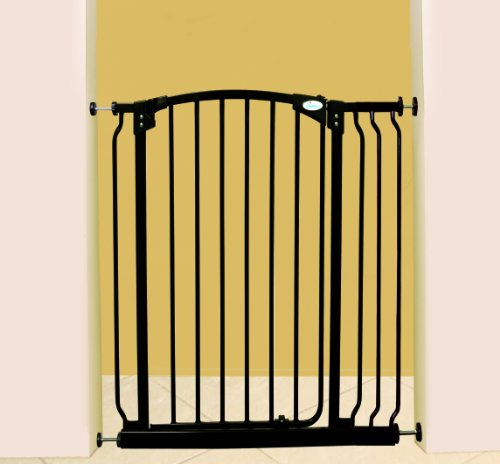 Dreambaby Chelsea Extra Tall Auto Close Security Gate Value Pack with 2 Gates and 2 Extensions