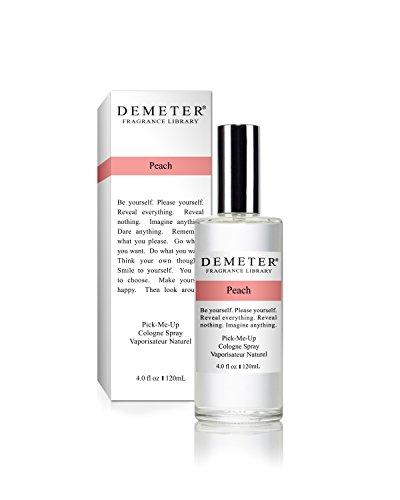 Demeter Cologne Spray for Women, Peach, 4 Ounce ()