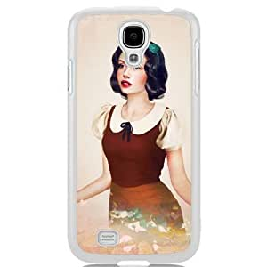 Snow White Samsung Galaxy s4 i9500 Phone Case Cover LSK1741
