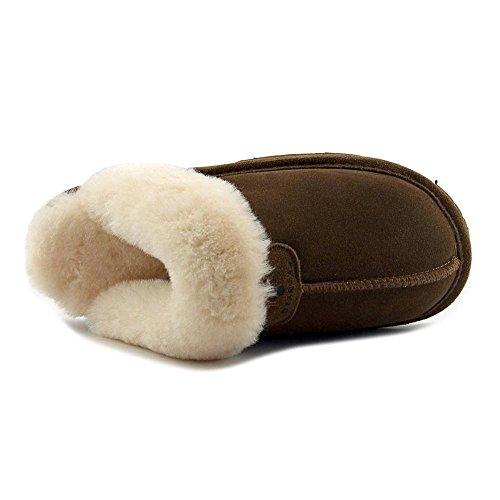 Zapatillas Para Mujer Bearpaw Loki Ii - Hickory / Champagne