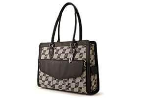 Mobile Edge Geneva Jacquard 17-Inch Notebook Bag