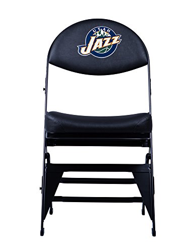 Spec Seats Official NBA Licensed X-Frame Courtside Seat Utah Jazz by Spec Seats