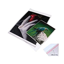 Print File Crystal Clear Art Protectors 11-7/16x17-1/4\
