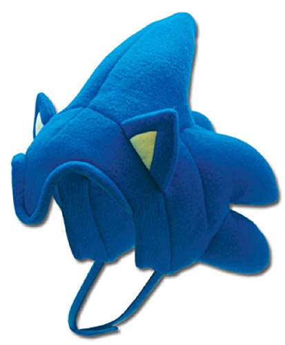 GE Animation GE-2380 Sonic The Hedgehog - Sonic Hair Cosplay Hat]()