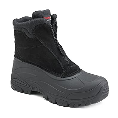 Amazon.com | Totes Boom Men's Winter Snow Boots (13 Med