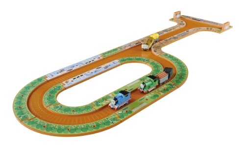 Tomica - Thomas & Friends: Playset Thomas, Percy and Diesel 10 by Takara Tomy