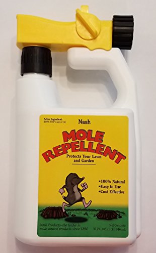 Nash Mole Repellent (Scoot Mole Repellant)
