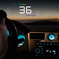 GOFORJUMP Pantalla Head Up Display A500 Velocidad del Coche ...