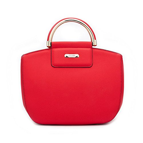 yuntun-new-handbag-european-style-portable-shoulder-diagonal-packetred