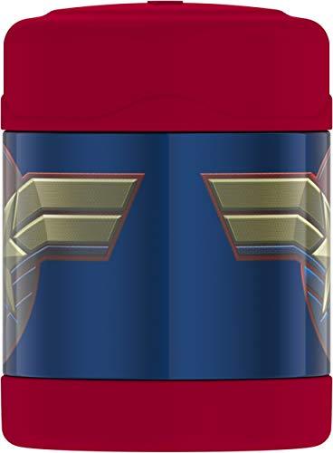 Thermos Funtainer 10 Ounce Food Jar, Captain Marvel