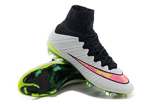 Herren Mercurial X Superfly IV Obra FG mit ACC Hi Top Fußball Schuhe Fußball Stiefel