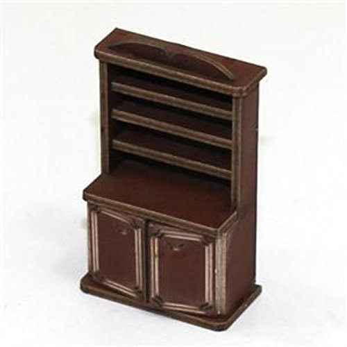 28mm Furniture: Medium Wood Welsh Dresser