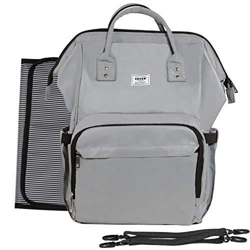 Diaper Bag Backpack by Zohzo -...