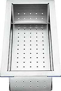 BLANCO 219649 accesorio para artículo de cocina y hogar - Accesorio de hogar (Acero inoxidable, Acero inoxidable, Fregaderos)