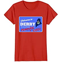 Welcome to Derry Maine It Is Halloween Graphic T-Shirt