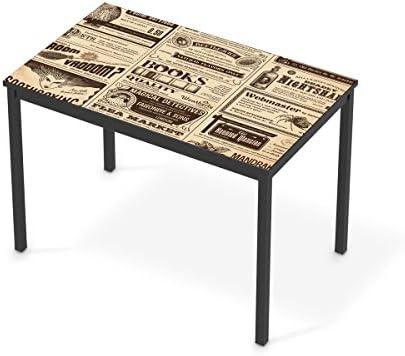 Pegatinas para Muebles de Ikea Melltorp mesa 125 x 75 cm/Pegatinas ...