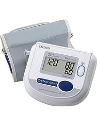 Citizen CH-453 Medidor de Presión Arterial, blanco/azul