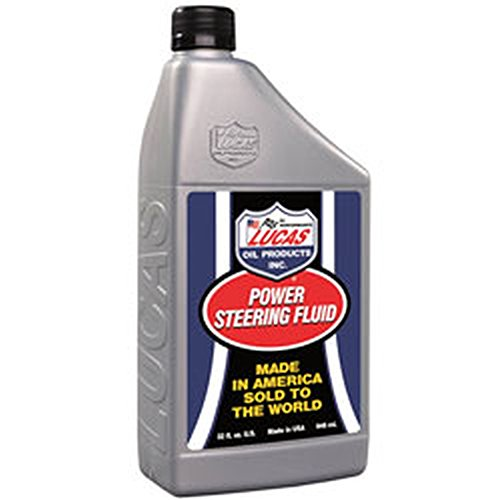 Lucas Oil 10008 Power Steering Fluid - 1 Quart ()