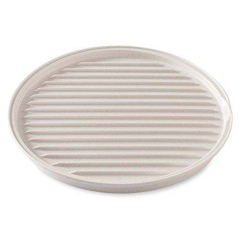 Nordic Ware Microwave 2-Sided Round Bacon and Meat Grill