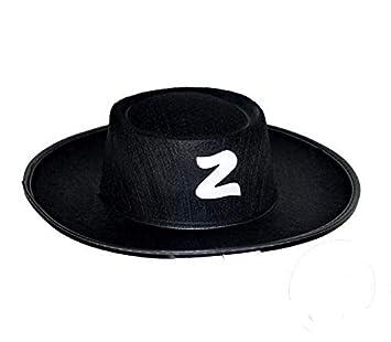 Funny Fashion Sombrero de Zorro para niños, tamaño de Cabeza ...