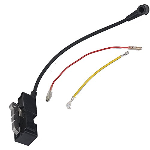 HIPA Replacement Ignition Coil for Husqvarna 371 371xp 372 372xp 372xpg 372 XTORQ 375 375K 385 390 390XP 392 Chainsaw