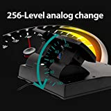Gaming racing wheel 270 degree driving force