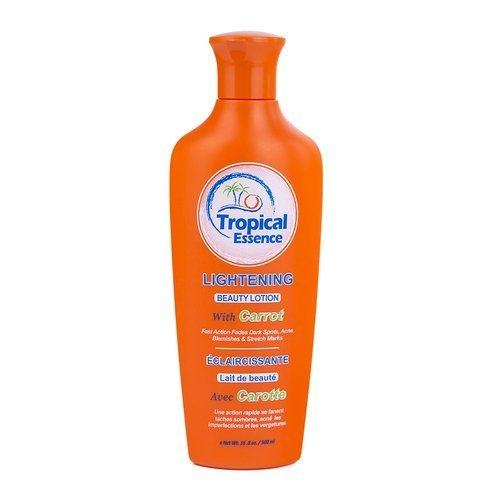 Tropical Essence Lightening Beauty Lotion With Carrot 16.8oz by Tropical Essence (Essence Lightening)
