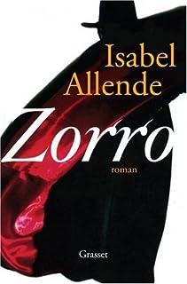 Zorro : roman, Allende, Isabel