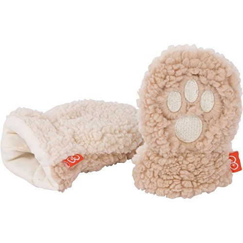 Magnetic Me Sherpa Fleece Ombre Baby Mittens