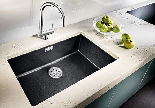 Blanco subline 700/de U 523/444/Cocina Fregadero alumetallic