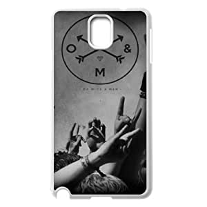 Hjqi - Personalized Of Mice & Men Phone Case, Of Mice & Men DIY Case for Samsung Galaxy Note 3 N9000