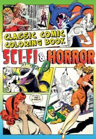 The Classic Comic Coloring Book - 5