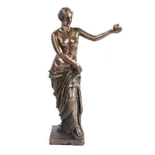 Figurine Goddess of Love Reconstructed Venus De Milo Statue Greek -