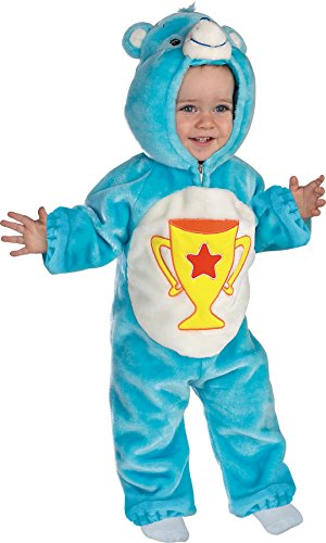 [Morris Costumes CARE BEAR CHAMP TODD 1T-2T] (70s Couple Costumes)
