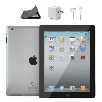 "Apple E-Replacements iPad 2 MC769LLAERBKREF 9"" Tablet(Black)"