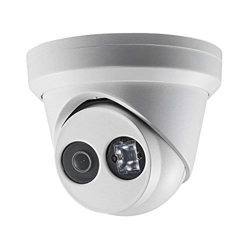 4K PoE Security IP Camera - Compatible with Hikvision DS-2CD2383G0-I UltraHD 8MP Turret Onvif IR Night Vision Weatherproof WideAngle 2.8mmLens Best for Home and Business Security, 3 Year Warranty